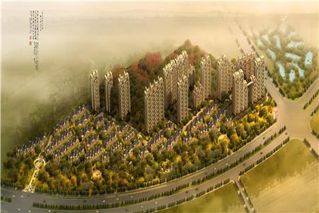 乐山市区风景图片高清